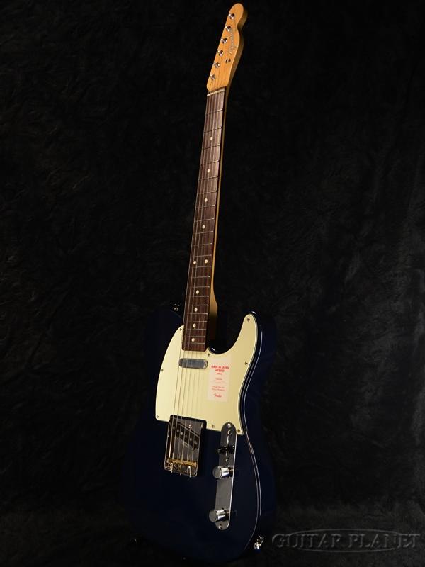 FenderMadeInJapanHybrid60sTelecasterMidnightBlue新品《レビューを書いて特典プレゼント!!》[フェンダージャパン][ハイブリッド][ミッドナイトブルー,青][テレキャスター][ElectricGuitar,エレキギター]