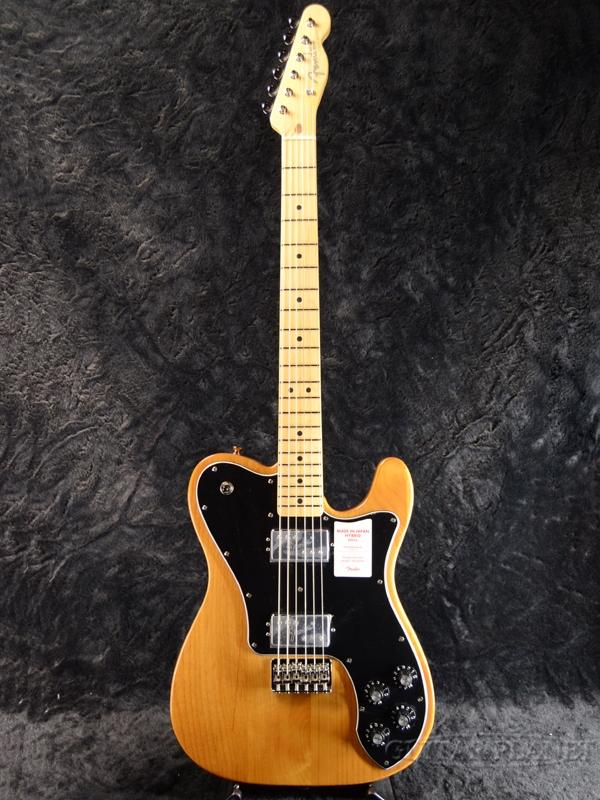 Fender Natural- Telecaster Made in Japan Hybrid Telecaster Made Deluxe -Vintage Natural- 新品 《レビューを書いて特典プレゼント!!》[フェンダージャパン][ハイブリッド][ナチュラル][テレキャスターデラックス][Electric Guitar,エレキギター], センナングン:cb8cf057 --- sophetnico.fr