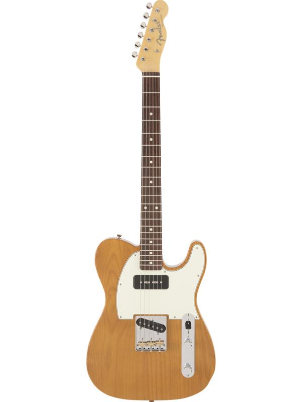 Fender FSR Made in Japan Hybrid 60s Telecaster P-90 -Vintage Natural- 新品 《レビューを書いて特典プレゼント!!》[フェンダージャパン][ハイブリッド][ナチュラル][テレキャスター][Electric Guitar,エレキギター]
