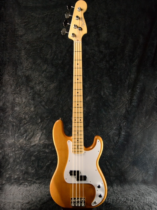 Fender Made In Japan Hybrid 50s Precision Bass Vintage Natural 新品《レビューを書いて特典プレゼント!!》[フェンダージャパン][ハイブリッド][ヴィンテージナチュラル][PB,プレシジョンベース,プレベ][Electric,エレキベース]