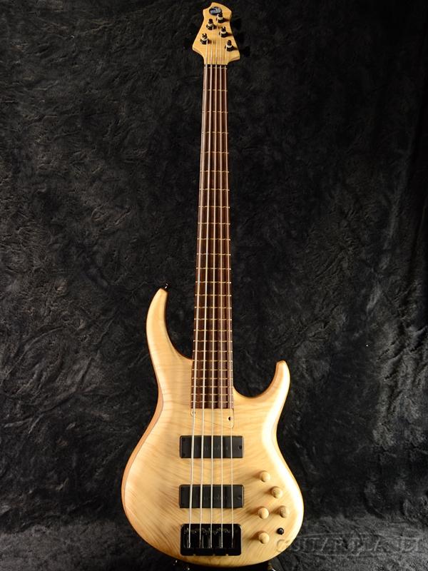 【中古】MTD 535-24 -Box Elder Top/Roast Ash Back-[Michael Tobias Design,マイケル・トバイアス][5strings,5弦][Electric Bass,エレキベース]