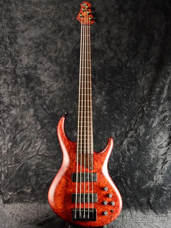 【中古】MTD 535 -Burgundy- 2003年製[Michael Tobias Design,マイケル・トバイアス][5弦][バーガンディー][Electric Bass,エレキベース]【used_ベース】