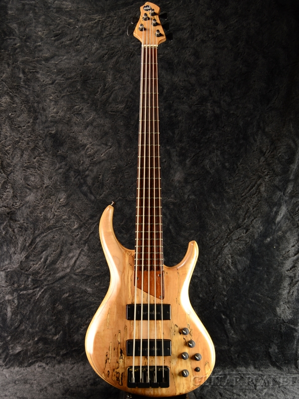 【中古】MTD 535 Spolted Maple / Ash Body 2001年製[Michael Tobias Design,マイケル・トバイアス][5strings,5弦][Natural,ナチュラル][Electric Bass,エレキベース]【used_ベース】