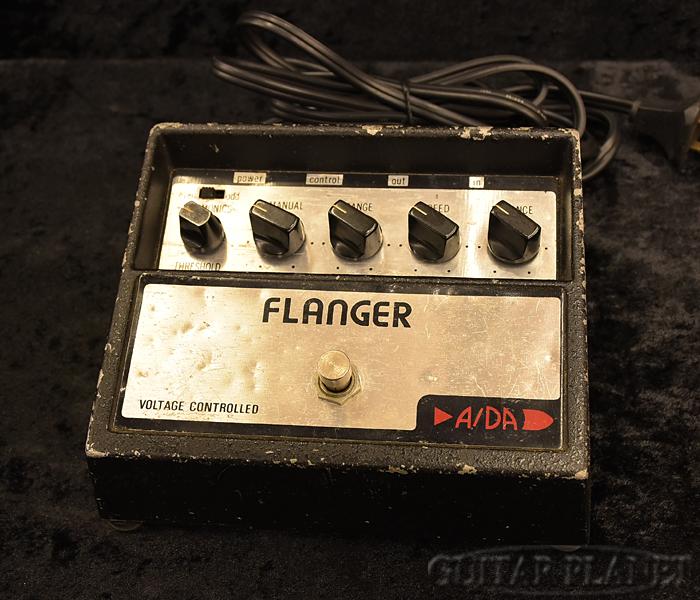【中古】ADA Flanger 新品 フランジャー[フランジャー][Effector,エフェクター]