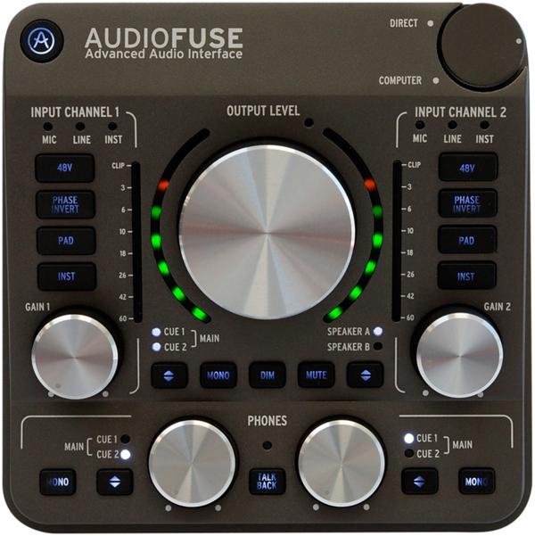 超格安一点 ARTURIA AUDIO FUSE Space AUDIO FUSE Gray 新品 Space オーディオインターフェイス[アートリア][スペースグレー][Audio Interface], 安八町:b1d4fbee --- rki5.xyz