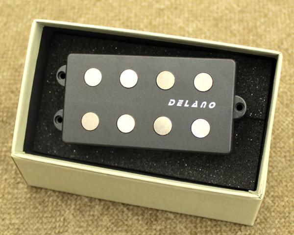 DELANO MC4 AL 新品[デラーノ][Electric Bass,エレキベース][Pickup,ピックアップ]