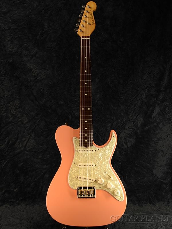 【中古】Don Grosh Retro Classic Hollow T Shell Pink 1999年製[ドングロッシュ][レトロクラシック][ホロウT][Sシェルピンク][Electric Guitar,エレキギター]【used_エレキギター】
