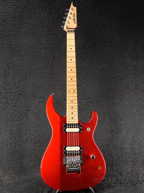【中古】Killer KG-FASCIST VICE -Delicious Red- 2000年代製[キラー][ファシスト][ヴァイス][レッド,赤][SGタイプ][Electric Guitar,エレキギター][KG1]【used_エレキギター】