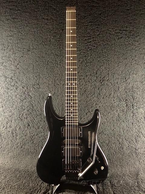 【中古】Steinberger 1994 GM7TA -Black- 1994年製[スタインバーガー][ブラック,黒][Headless,ヘッドレス][Electric Guitar,エレキギター]【used_エレキギター】