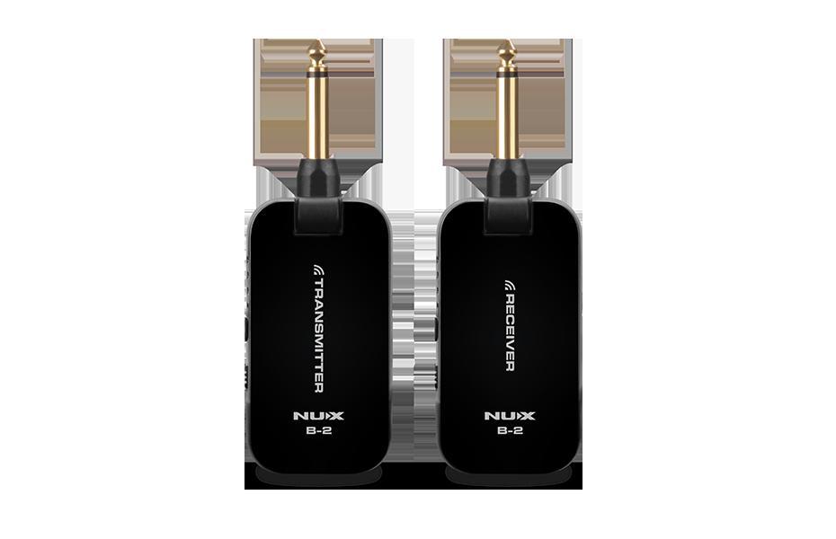 NUX B-2 2.4 GHz Wireless System 新品 ギター・ベース ワイヤレス・システム[ニューエックス][Wireless][B2]