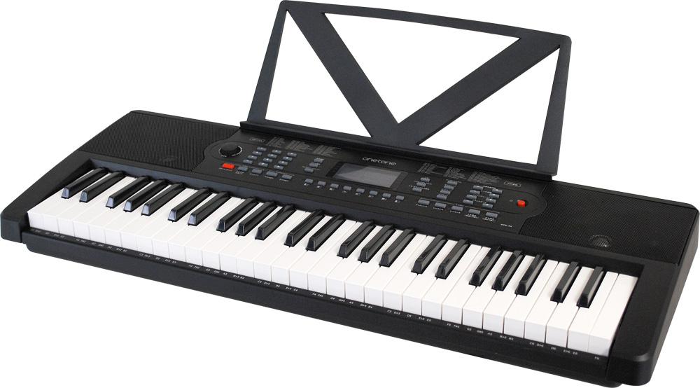 ONETONE OTK-54N 新品 キーボード[ワントーン][54鍵盤][Keyboard,Digital Piano,電子ピアノ,デジタル,エレピ][OTK54]