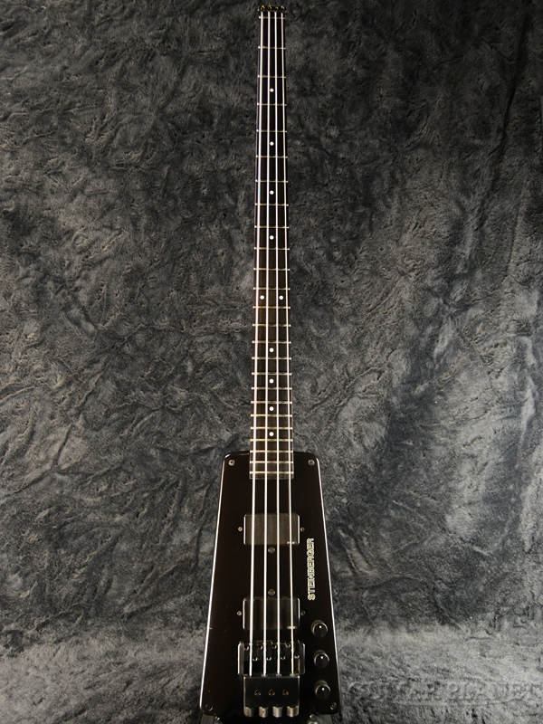 【中古】Steinberger L-2 -Black- 1984年製[スタインバーガー][ブラック,黒][Headless,ヘッドレス][Electric Bass,エレキベース]