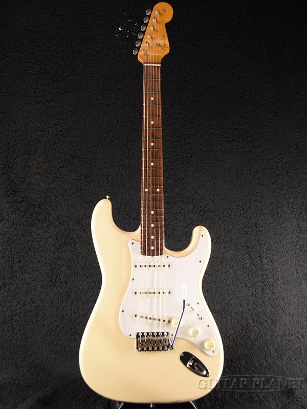 【中古】Fender Japan ST62-58US ''MOD'' -VWH (Vintage White)- 2004-2006年製[フェンダージャパン][ヴィンテージホワイト,白][Stratocaster,ストラトキャスター][Electric Guitar,エレキギター]【used_エレキギター】