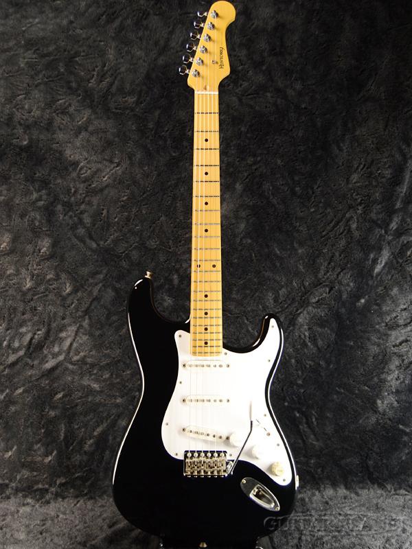 【中古】History SZ-1S -Black/Maple- 2006年製[ヒストリー][ブラック,黒][Stratocaster,ストラトキャスタータイプ][Electric Guitar,エレキギター]【used_エレキギター】