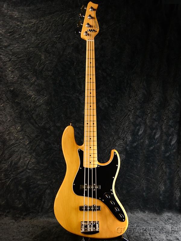 最新人気 Valenti -Vintage V21-J4 -Vintage Natural- Tint Natural- 新品[ヴァレンティ][Active,アクティブ][ナチュラル][Jazz Bass,JB,ジャズベースタイプ][Electric Valenti Bass,エレキベース], ビューティーショップ ソフィア:c5a0995c --- supervision-berlin-brandenburg.com