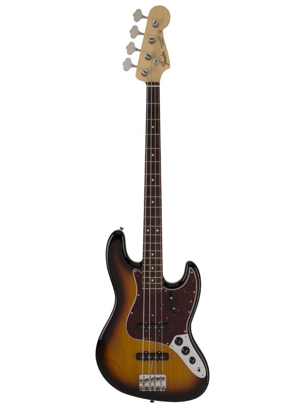 Fender Made In Japan 2018 Limited Collection 60s Jazz Bass 3-Color Sunburst 新品[フェンダージャパン][3CS,サンバースト][JB,ジャズベース][Electric Bass,エレキベース]