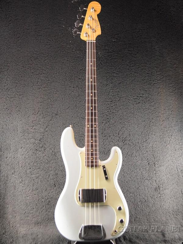 Fender Custom Shop ~2018 Custom Shop Exhibition Display #191~ 1960 Precision Bass Journeyman Relic -Sonic Blue- 新品[フェンダーカスタムショップ,CS][ソニックブルー,青][Precision Bass,プレシジョンベース,プレベ,PB][Electric Bass,エレキベース]