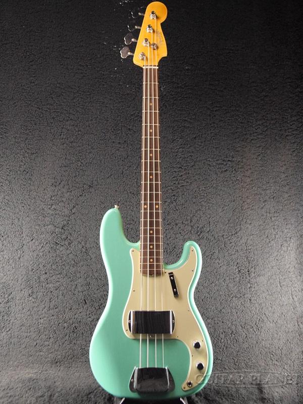 Fender Custom Shop ~2018 Custom Shop Exhibition Display #194~ 1960 Precision Bass Journeyman Relic -Seafoam Green- 新品[フェンダーカスタムショップ,CS][シーフォームグリーン,緑][Precision Bass,プレシジョンベース,プレベ,PB][Electric Bass,エレキベース]