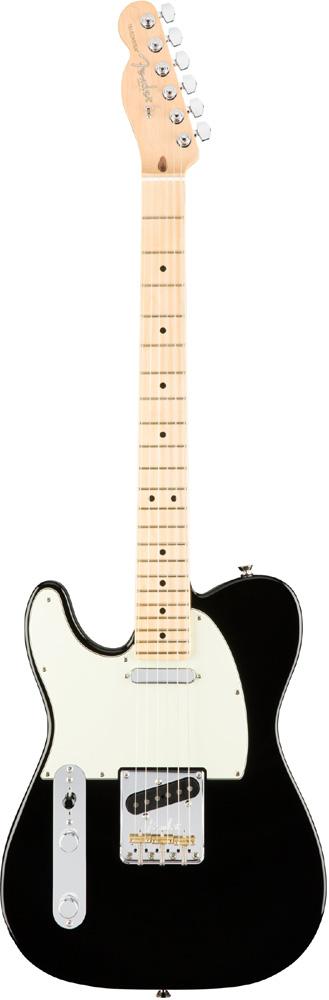 Fender USA American Professional Telecaster Left-Hand -Black- 新品[フェンダー][アメリカンプロフェッショナル][テレキャスター][ブラック,黒][左用,左利き,レフトハンド,レフティー][Electric Guitar,エレキギター]