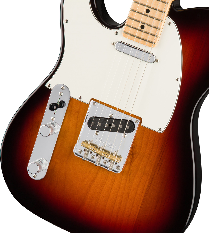 FenderUSAAmericanProfessionalTelecasterLeft-Hand-3-ColorSunburst-新品[フェンダー][アメリカンプロフェッショナル][テレキャスター][3カラーサンバースト][左用,左利き,レフトハンド,レフティー][ElectricGuitar,エレキギター]