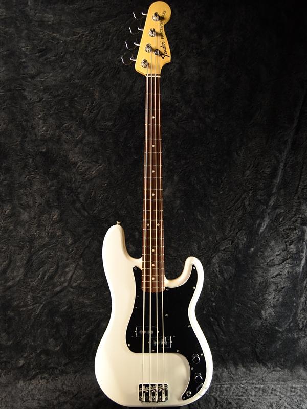 【中古】Fender Japan Classic 70s P-Bass -White- 2015年製 [フェンダー][ホワイト,白][プレシジョンベース,プレベ,PB][Electric Bass,エレキベース]【used_ベース】