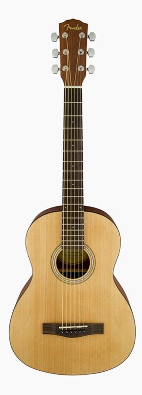 Fender FA-15 3/4 Steel 新品[フェンダー][Natural,ナチュラル][Acoustic Guitar,アコギ,アコースティックギター,Folk Guitar,フォークギター]