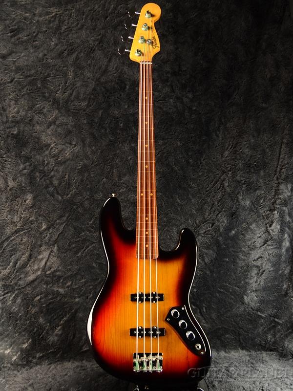 【正規品質保証】 Fender USA Jaco Sunburst- Pastorius USA Jazz Bass -3Color Sunburst- 新品[フェンダー][Fretless,フレットレス][ジャコ -3Color・パストリアス][3カラーサンバースト][JB,ジャズベース][Electric Bass,エレキベース], 平谷村:53078cee --- wap.pingado.com