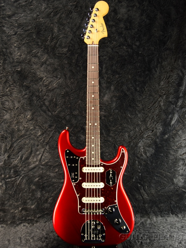 Fender USA PARALLEL UNIVERSE 2018 Limited Edition Jaguar Strat -Candy Apple Red- 新品[フェンダー][Stratocaster,ジャガー,ストラトキャスター][キャンディアップルレッド,赤][Electric Guitar,エレキギター]