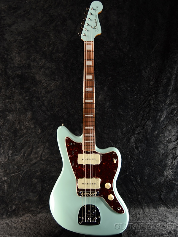 Fender Limited Edition 60th Anniversary Classic Jazzmaster -Daphne Blue- 新品[フェンダー][クラシック][ダフネブルー,青][JM,ジャズマスター][Electric Guitar,エレキギター]
