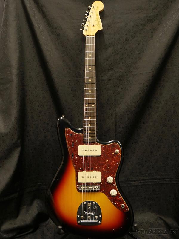 Fender Custom Shop ~2018 Custom Shop Exhibition Display #134~ 1962 Jazzmaster Journeyman Relic -3 Color Sunburst- 新品[フェンダーカスタムショップ,CS][ジャズマスター][サンバースト,木目][Electric Guitar,エレキギター]