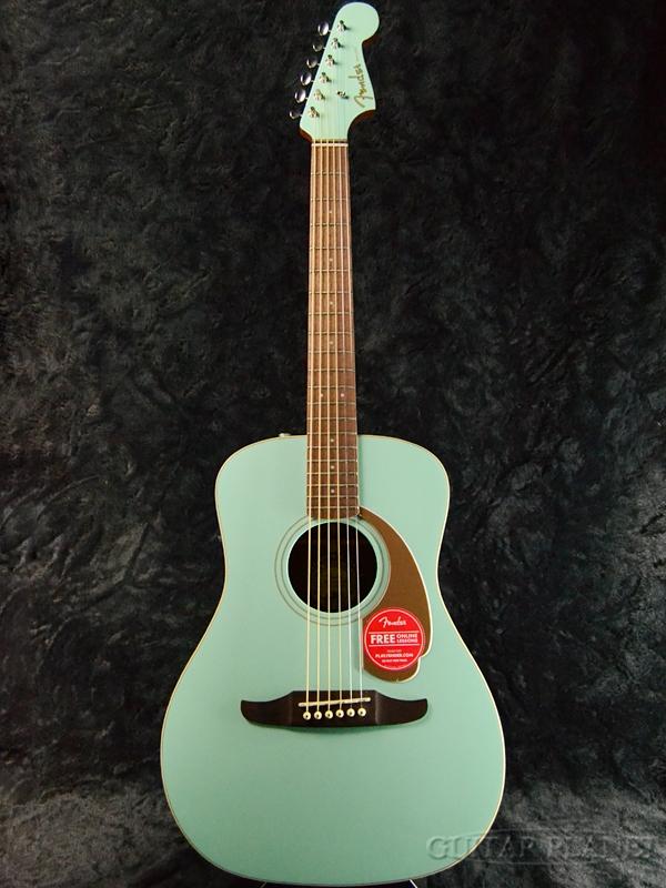 Fender Malibu Player Aqua Splash 新品[フェンダー][アクアスプラッシュ][Electric Acoustic Guitar,アコースティックギター,アコギ,エレアコ]