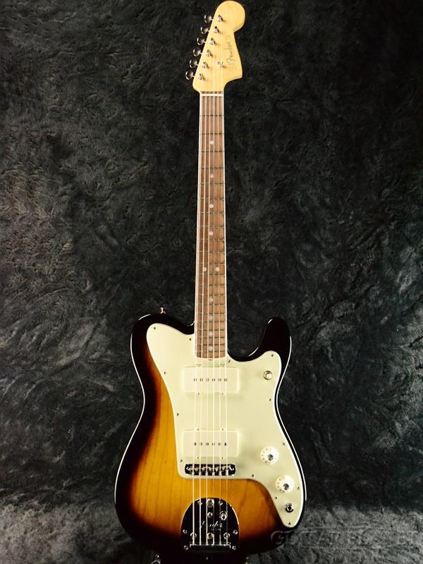 Fender USA Jazz-Tele PARALLEL UNIVERSE 2018 Limited Edition -2-Color Sunburst- 新品[フェンダー][2カラーサンバースト][テレキャスター,Telecaster][ジャズマスター,Jazzmaster][Electric Guitar,エレキギター]