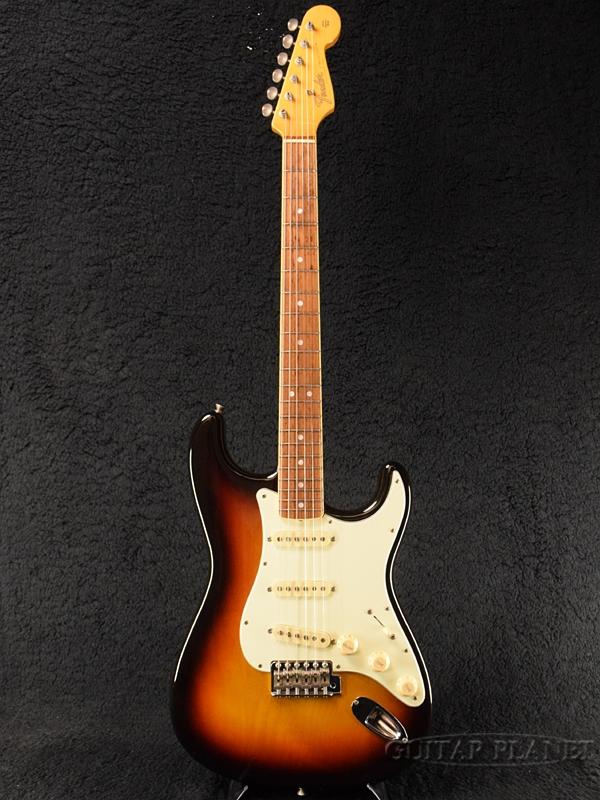 【中古】Fender Japan ST65B-88TX -3 Tone Sunburst- 2004-2006年製[フェンダージャパン][3トーンサンバースト][Stratocaster,ストラトキャスター][Electric Guitar,エレキギター]【used_エレキギター】