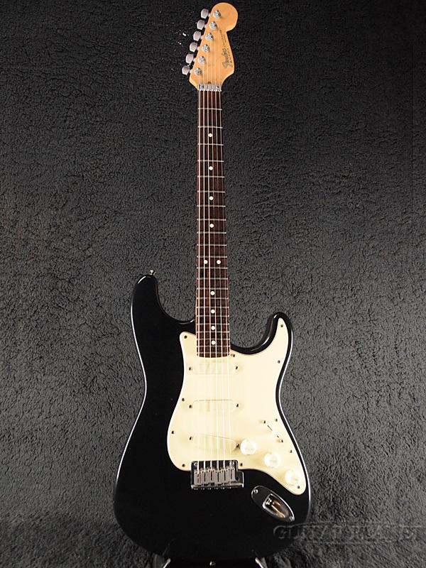 【中古】Fender USA Strat Plus -Black / Rosewood- 1991年製[フェンダー][ストラトプラス][ブラック,黒][Stratocaster,ストラトキャスター][Electric Guitar,エレキギター]【used_エレキギター】