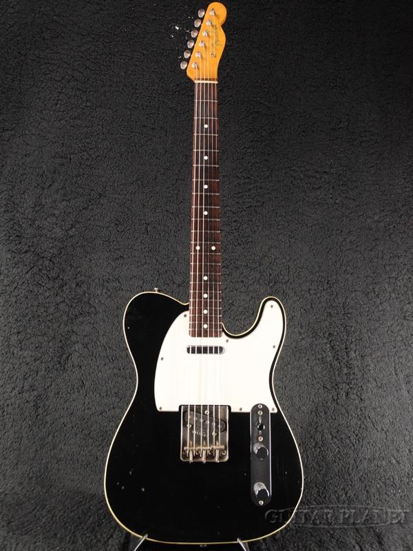 【中古】Fender Japan TL62B-70 -BLK (Black)- 1985-1986年製[フェンダージャパン][Telecaster,テレキャスター][ブラック,黒][Electric Guitar]【used_エレキギター】