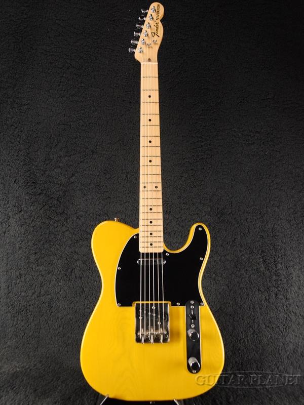 【中古】Fender Japan TL72-55M -BLD (Blonde)- 1984-1987年製[フェンダージャパン][Telecaster,テレキャスター][ブロンド,黄][Electric Guitar]【used_エレキギター】