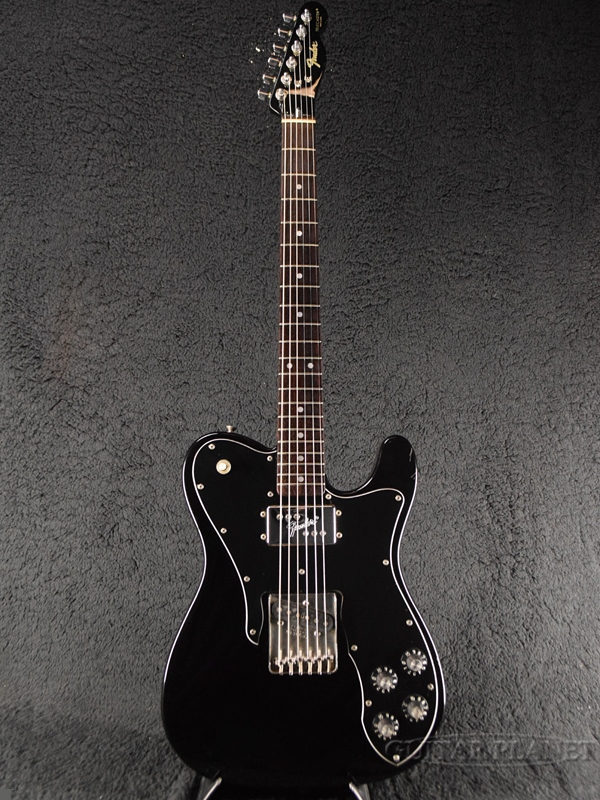【中古】Fender Japan TC72 ''ORDER MODEL'' -Black- 1992年頃製[フェンダージャパン][Telecaster Custom,テレキャスターカスタム][ブラック,黒][Electric Guitar]【used_エレキギター】