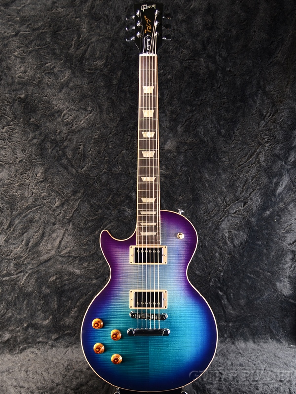【2019 MODEL】Gibson Les Paul Standard 2019 Lefty -Blueberry Burst- 新品[ギブソン][スタンダード][ブルーベリーバースト,青][LP,レスポール][Electric Guitar,エレキギター]