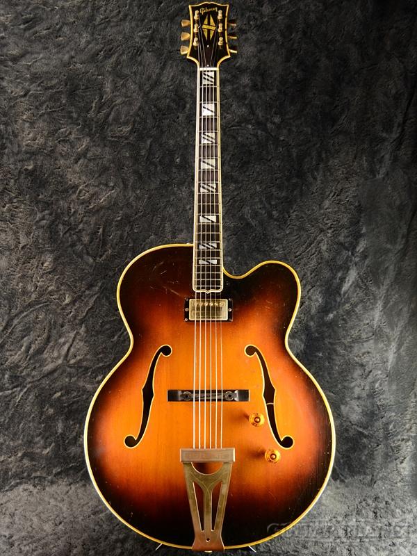 【中古】Gibson 1951 Super 400C with Guild Pickup ''Sunburst'' 1951年製[ギブソン][サンバースト][フルアコ][Electric Guitar,エレキギター]【used_エレキギター】