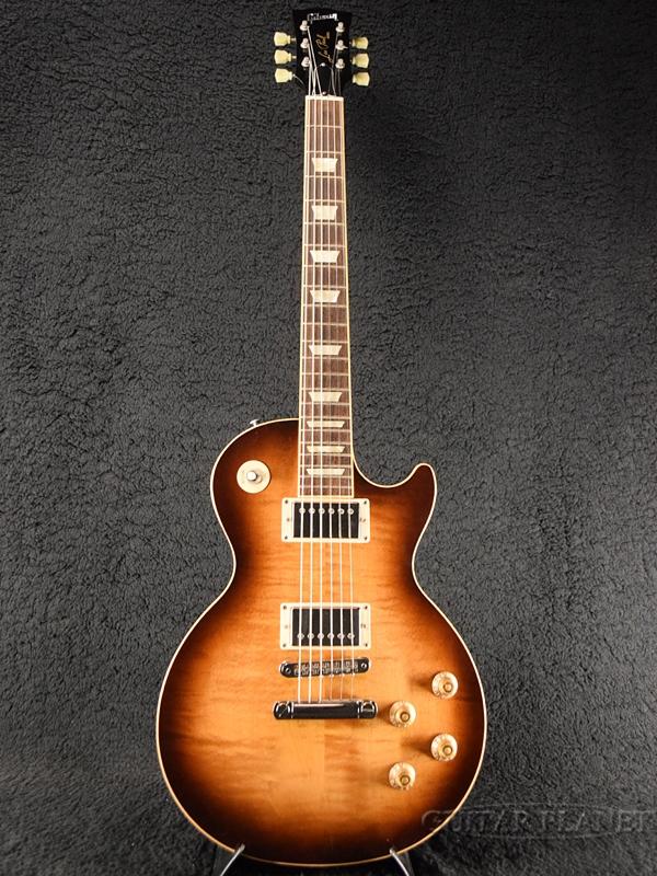 【中古】Gibson 50s Les Paul Standard Plus -Desert Burst- 2007年製[ギブソン][スタンダード][プラス][デザートバースト][LP,レスポール][Electric Guitar,エレキギター]【used_エレキギター】