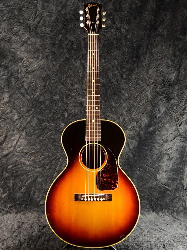 【中古】Gibson LG-2 3/4 1949年製[ギブソン][Sunburst,サンバースト,木目][Acoustic Guitar,アコースティックギター,アコギ,Folk Guitar,フォークギター][LG2]【used_アコースティックギター】
