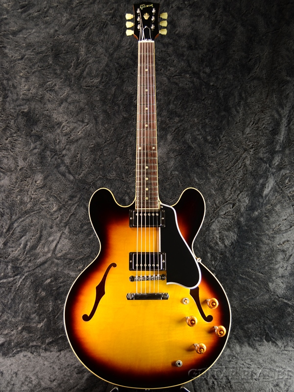 【中古】Gibson Custom Shop Historic Collection 1959 ES-335 DOT -Vintage Sunburst- 2014年製[ギブソン][サンバースト,木目][セミアコ][Electric Guitar,エレキギター][ES335]