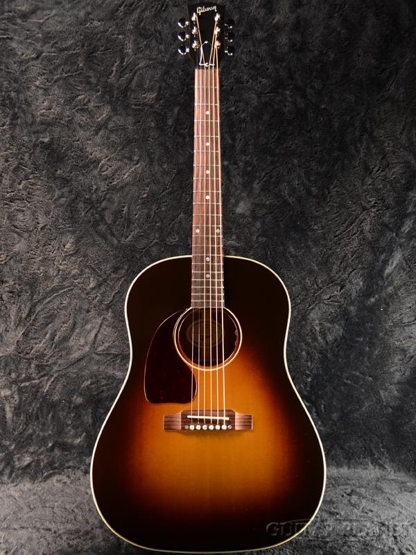 Gibson J-45 Standard 2019 Vintage Sunburst Left Handed #12068038 新品[ギブソン][J45][左用,左利き,レフトハンド,レフティー,Left hand][Acoutic Guitar,アコースティックギター,Folk Guitar,フォークギター,アコギ]