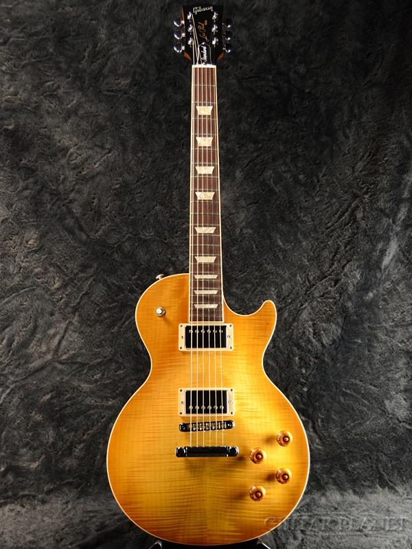 【2017 MODEL】Gibson Les Paul Standard T 2017 -Honey Burst- #170081655 新品[ギブソン][スタンダード][ハニーバースト,木目][LP,レスポール][Electric Guitar,エレキギター]
