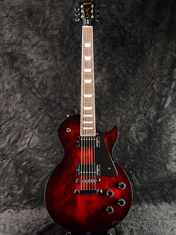 【2019 MODEL】Gibson Les Paul Studio 2019 BBQ Burst 新品[ギブソン][スタジオ][Red,Burst,レッド,バースト,赤,木目][LP,レスポール][Electric Guitar,エレキギター]