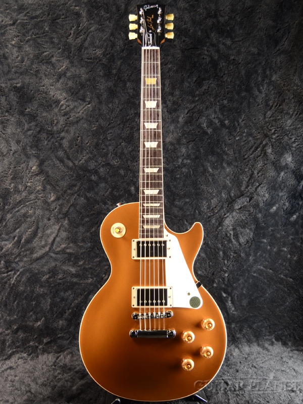 Gibson Les Paul Standard '50s -Gold Top- 新品[ギブソン][スタンダード][レスポール][ゴールドトップ][Electric Guitar,エレキギター]