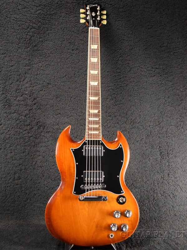 【中古】Gibson SG Standard Limited -Natural Burst- 2011年製[ギブソン][スタンダード][ナチュラルバースト,Sunburst,サンバースト][Electric Guitar,エレキギター]【used_エレキギター】