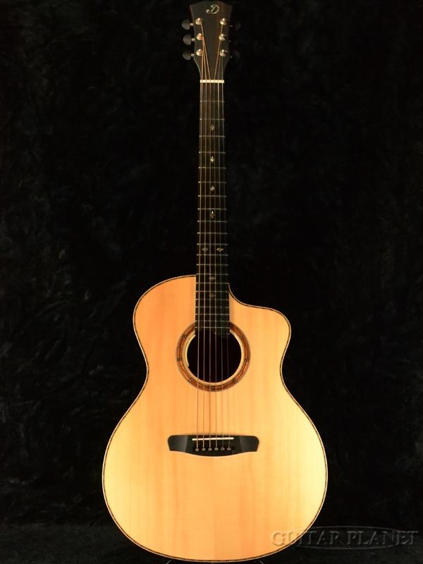 Dowina CHARD-GACE-DS 新品[ドウィナ][スロバキア製][ピックアップ搭載][Acoustic Guitar,アコギ,アコースティックギター,Folk Guitar,フォークギター]