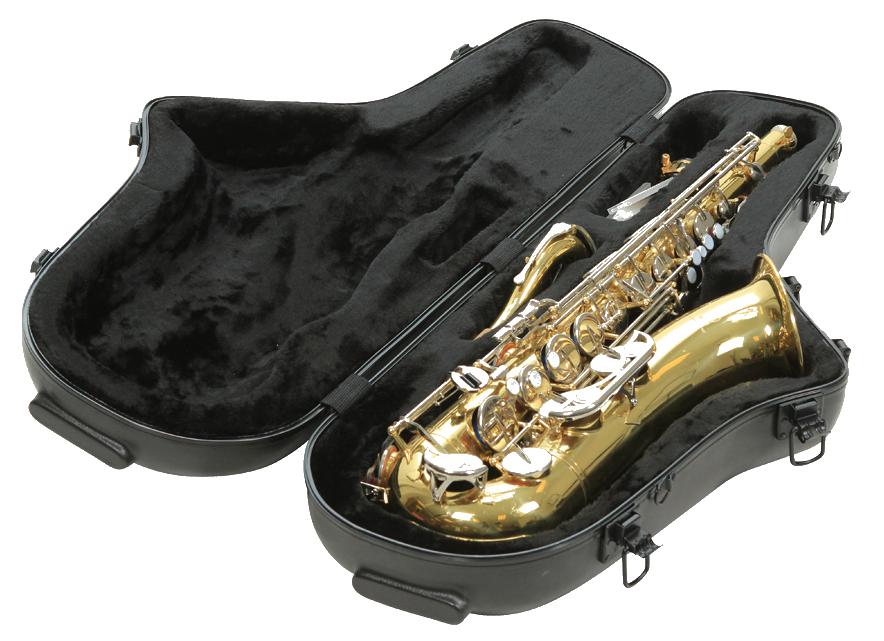 SKB Contoured Pro Tenor Sax Case SKB-450 テナーサックス用ケース[管楽器][Tenor Saxophone,T.Sax]