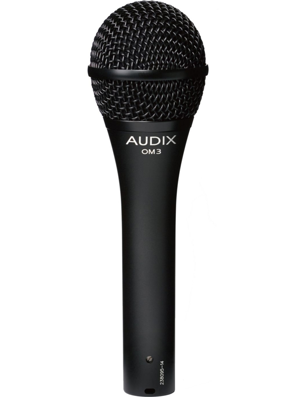 AUDIX OM3 新品 ダイナミックマイク[Vocal,ボーカル][Dynamic Microphone]